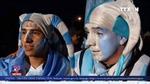 Không khí World Cup ngập tràn Buenos Aires