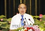 Khai mạc Hội nghị lần thứ 17 Ban Chấp hành Đảng bộ TP Hồ Chí Minh khóa X