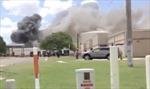 Nổ tại Texas, 13 người thương vong