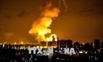 Quân đội Israel không kích trúng các mục tiêu Hamas ở Gaza