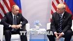 Nhất trí tổ chức cuộc gặp thượng đỉnh Nga, Mỹ ở một nước thứ ba