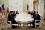 Tổng thống Putin mong muốn cải thiện quan hệ Nga-Mỹ