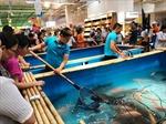 Đưa đặc sản cá sông Đà vào siêu thị phục vụ người tiêu dùng
