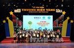 Vinh danh 85 'Thương hiệu vàng nông nghiệp Việt Nam' năm 2018