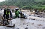 Lai Châu: Nỗ lực thông tuyến đường tỉnh lộ, thôn bản bị chia cắt do mưa lũ