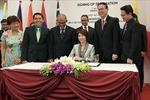 Việt Nam tham gia ký kết Tuyên bố Singapore về môi trường bền vững