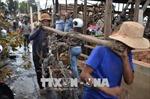 Điện thăm hỏi các gia đình người Việt tại Campuchia bị thiệt hại do hỏa hoạn