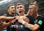 World Cup 2018: Vượt lên số phận, các cầu thủ Croatia đang tạo nên lịch sử