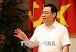 Phó Thủ tướng Vương Đình Huệ trả lời chất vấn của đại biểu Quốc hội