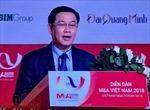 Phó Thủ tướng Vương Đình Huệ: 6 yếu tố tác động tích cực để thu hút M&A