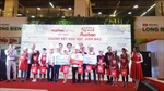 Nguyễn Huy Triều giành giải quán quân với món 'Gà cuộn nấm'