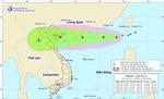 Các tỉnh, thành phố Bắc Bộ và ven biển Quảng Ninh đến Quảng Nam chủ động ứng phó với bão số 5