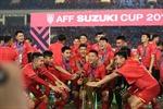 Video tuyệt đẹp về trận đánh bại Malaysia, ĐT Việt Nam lần thứ 2 lên ngôi vô địch AFF Cup 2018