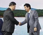 Thủ tướng Abe thăm Trung Quốc: Thúc đẩy hợp tác kinh tế, cải thiện quan hệ chính trị