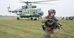 Mỹ lập thêm căn cứ quân sự mới tại Iraq, giáp giới với Syria