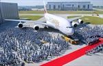 Hành trình đi đến kết thúc buồn của 'siêu máy bay' Airbus A-380