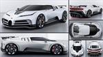 Chiêm ngưỡng siêu xe 'khủng' nhất của Bugatti, cả thế giới chỉ có 10 chiếc