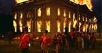 Lần duy nhất Washington thất thủ, Nhà Trắng bị đốt cháy