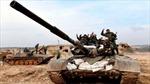 Quân đội Syria siết chặt vòng vây Aleppo trước đàm phán Nga – Thổ