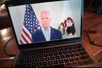 Bầu cử Mỹ: Bên trong 'boongke' phòng COVID-19 kỳ lạ của ông Joe Biden