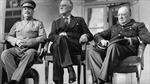 Đằng sau hợp tác gượng ép của Roosevelt, Churchill và Stalin trong Thế chiến 2