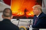 Bầu cử Mỹ: Cháy rừng – mặt trận mới của 'cuộc chiến' Trump - Biden