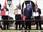 Đằng sau Hiệp định Abraham 'mở ra bình minh của một Trung Đông mới'