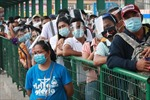 COVID-19 tại ASEAN hết 28/11: Gần 10.000 ca mắc/ngày; Philippines lại tăng mạnh ca nhiễm