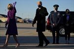 Tổng thống đắc cử Joe Biden tới Washington DC, chuẩn bị cho lễ nhậm chức