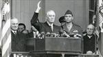 Lạ lùng lễ nhậm chức Tổng thống Mỹ chỉ trong 15 phút