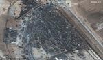 Ảnh vệ tinh tiết lộ mức độ thiệt hại do hành động quân sự đầu tiên của Tổng thống Mỹ Biden