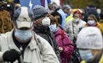 COVID-19 tới 6h sáng 3/3: Thêm trên 8.200 ca tử vong; Biến thể Brazil làm mất miễn dịch