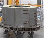 Hoàn thành khối nam châm mạnh nhất thế giới, nâng cả tàu sân bay 100.000 tấn lên 2 mét