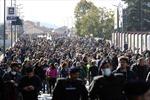 Italy siết 'thẻ xanh' làm việc chặt nhất châu Âu, biểu tình bùng phát