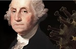 Tổng thống lập quốc của Mỹ George Washington đối phó với đại dịch ra sao