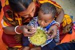 Hơn một nửa số người đói của thế giới sống ở châu Á