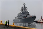 Hạm đội Thái Bình Dương của Nga tập trận tại biển Nhật Bản