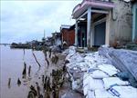 Trên 18.400 người dân Cần Thơ cần phải di dời do nguy cơ sạt lở