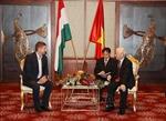Củng cố, thắt chặt mối quan hệ giữa Đảng Xã hội Hungary và Đảng Cộng sản Việt Nam