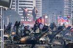 Mỹ hoan nghênh Triều Tiên không phô diễn tên lửa liên lục địa trong lễ diễu binh