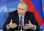 Lực đẩy cho chính sách hướng Đông của Nga