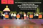 Trao tặng, truy tặng danh hiệu Anh hùng lực lượng vũ trang cho các tập thể, cá nhân tại TP Hồ Chí Minh