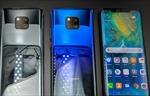 Điện thoại thông minh Mate 20 của Huawei tham vọng cạnh tranh với Apple
