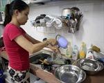 Mặn xâm nhập, người dân thành phố Đà Nẵng thiếu nước sinh hoạt