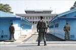 Hàn Quốc dùng thuốc nổ TNT phá hủy trạm gác trong Khu phi quân sự
