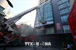 Phó Chủ tịch Quốc hội Đỗ Bá Tỵ đánh giá cao công tác phòng cháy, chữa cháy của Hà Nội