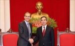 Google sẵn sàng hỗ trợ Việt Nam số hóa nền kinh tế