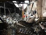 Bộ Công an phối hợp điều tra vụ cháy kho hàng gần chợ Vinh, Nghệ An