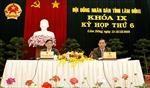 Lâm Đồng: Lấy phiếu tín nhiệm đối với 28 chức danh do HĐND tỉnh bầu