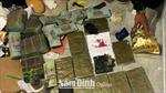 Triệt phá đường dây ma túy lớn tại Nam Định